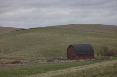 Red Barn near St. John original