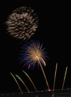 Fireworks 4 by Gary Hamburgh _ All Rights Reserved