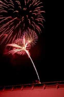 Fireworks 7 by Gary Hamburgh _ All Rights Reserved